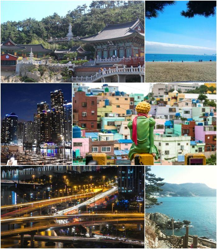 釜山最Hot旅遊地你必須要知道!
