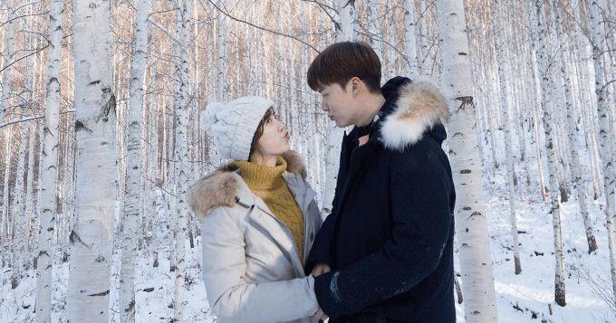 《新婚日记》具惠善、安宰贤打雪仗 天真烂漫令人心动!