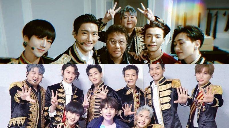 《SUPER SHOW 7S》圆满落幕!李秀满老师、圭贤和SM同僚们来应援 D&E演唱会下月举行