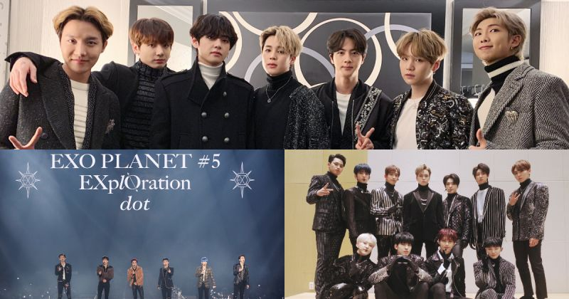 【男团品牌评价】2020 依然是 BTS防弹少年团的天下!EXO、SEVENTEEN 获二、三名