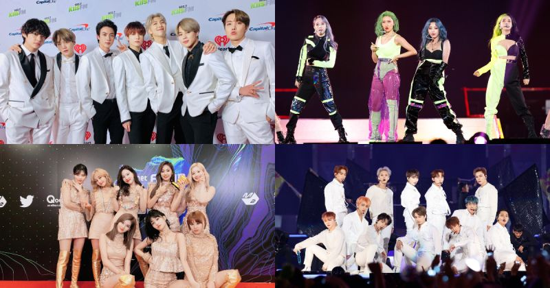 BTS防彈少年團、TWICE、SEVENTEEN、MAMAMOO⋯⋯《Golden Disc Awards》公開部分表演陣容!