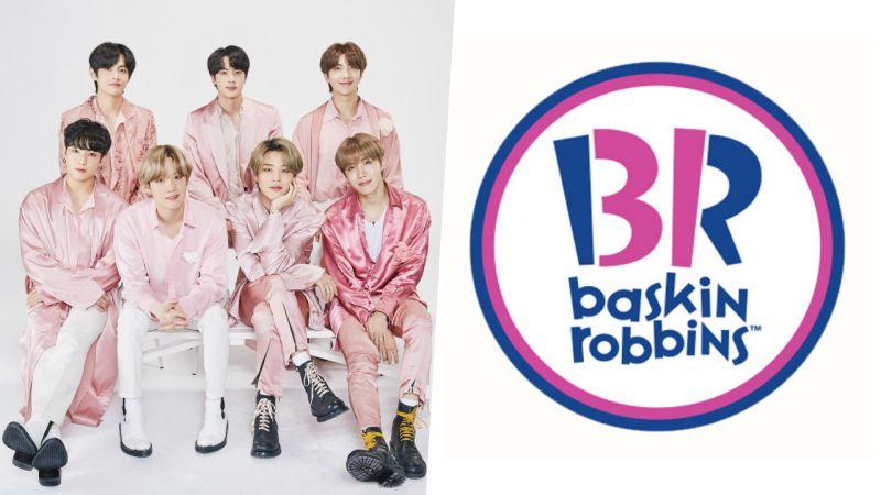 BTS防彈少年團確定與冰淇淋品牌BR合作 8月推出新品宣傳影片+海報