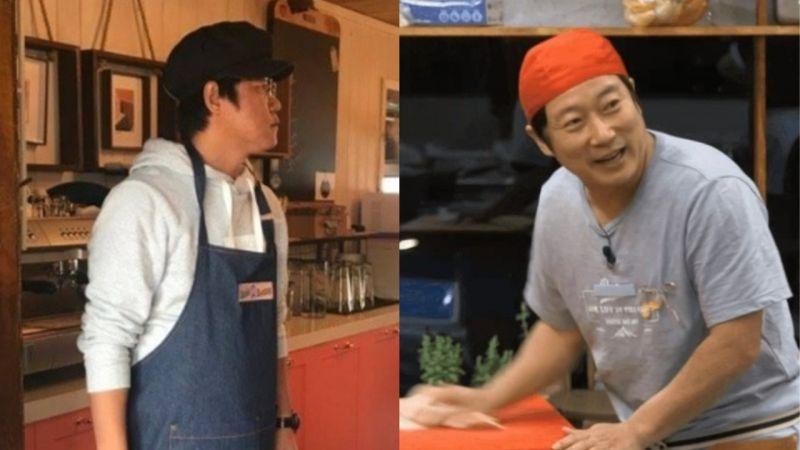 「月球公約」第二個節目要來了嗎?「洗總」李壽根與「羅奴」羅PD攜手的《李食堂》正在準備中!