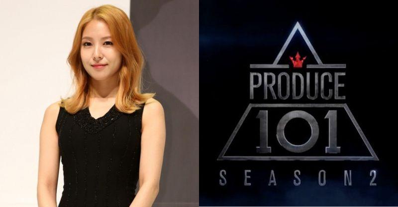 BoA確定擔任《Produce 101》第二季MC!接棒張根錫