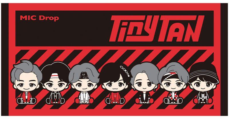 BTS防弹少年团独家绒毛娃娃萌炸!周边商品6月17日全家便利商店及玩具店开卖!
