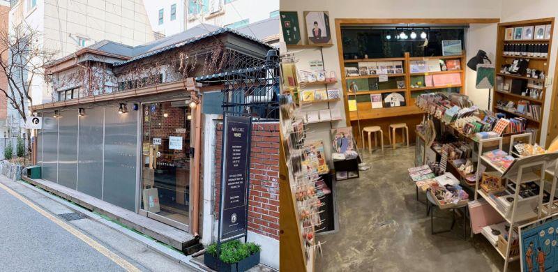 上水站的设计小店:藏在半地下的「Art X Café Studio Something」!