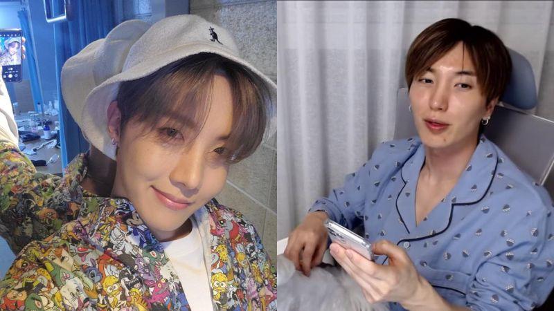 SJ 利特分享 BTS J-Hope 親筆簽名的專輯表達感謝,卻被粉絲們抱怨!?