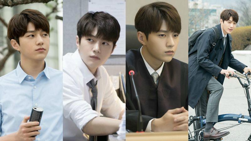 JTBC新月火劇《漢摩拉比小姐》L劇照公開 這麼帥的法官只有這裡有!