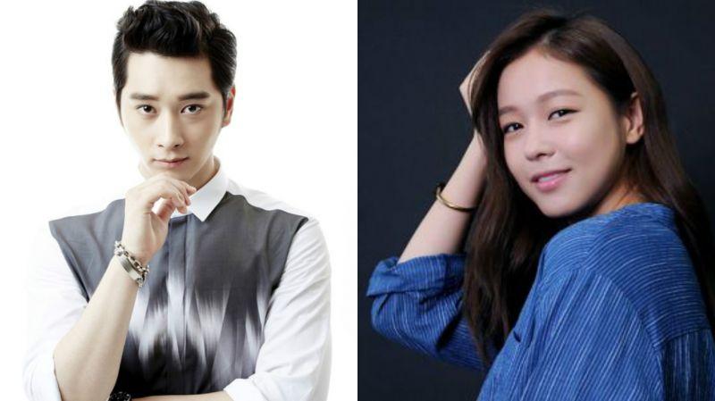 2PM灿盛、景收真出演新剧《浪漫老板 》男女主角