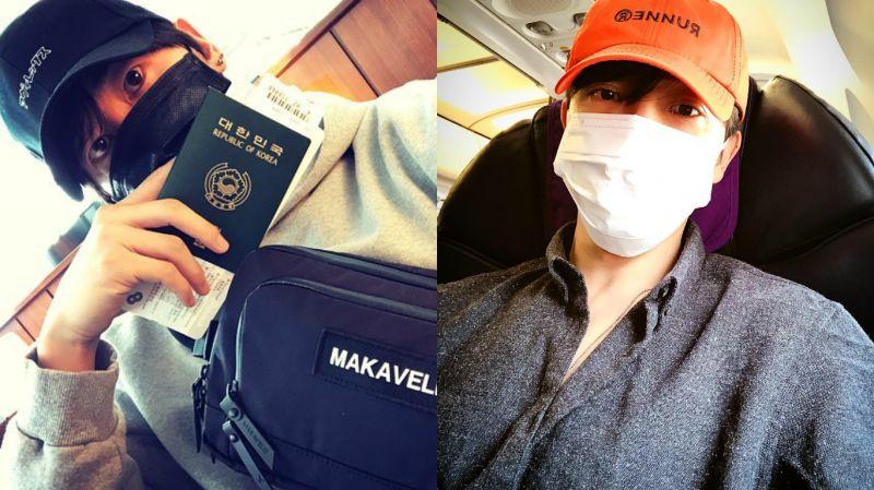 日本、紐約、韓國、臺灣接著是俄羅斯…Super Junior D&E成為「空中飛人」
