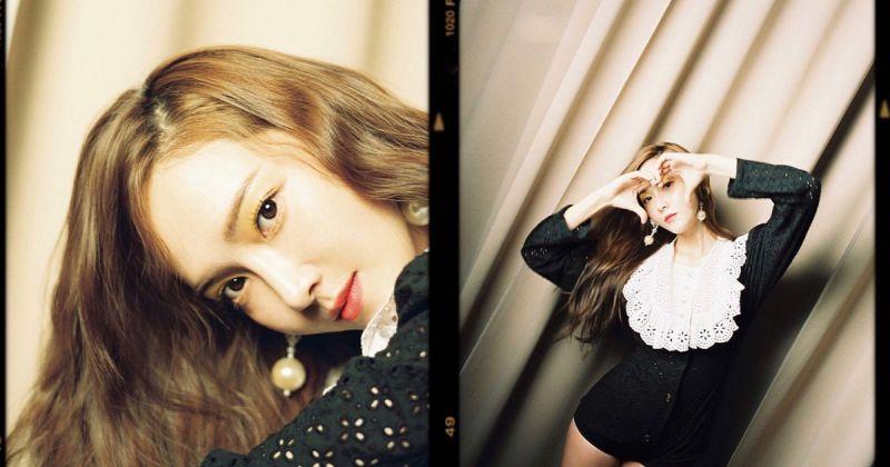 惊喜!Jessica 将发日语单曲 与日、韩饶舌歌手合作