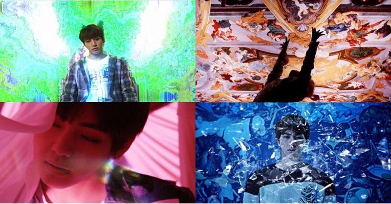 防弹少年团日文版《血、汗、涙》MV预告片公开!