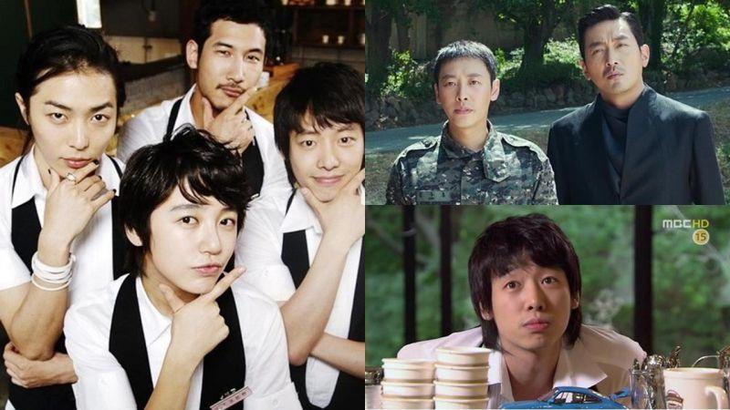 《与神同行》车太铉的弟弟,就是当年在韩剧《咖啡王子一号店》里的他啊~!