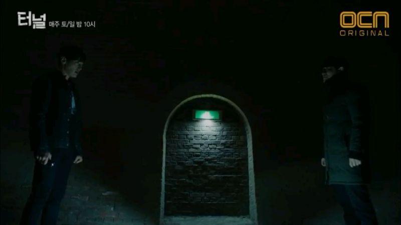 韩剧 隧道터널-不同版本的人生?