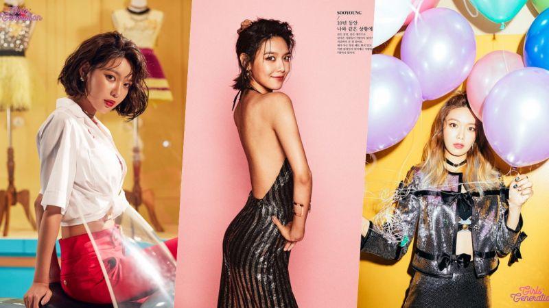 少女時代六輯回歸舞臺就在8月10日! 秀英預告片+採訪公開:「希望成為散發香氣的人」