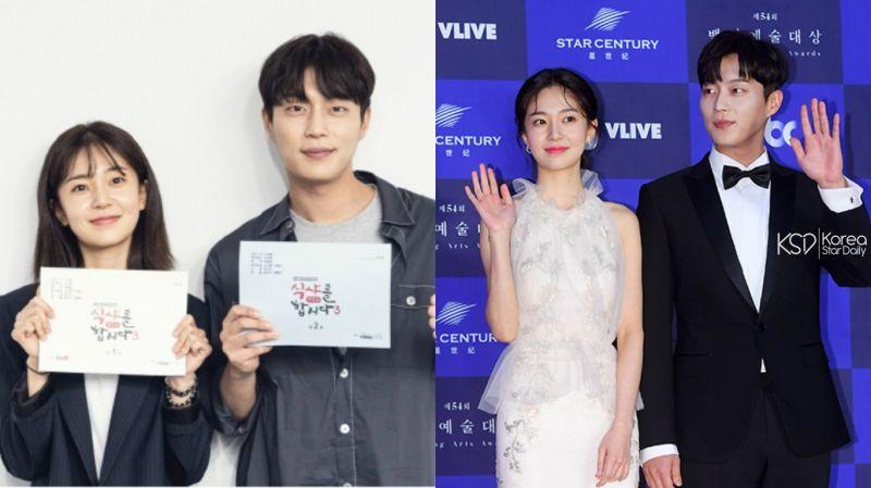 tvN新劇《一起吃飯吧3》尹斗俊、白珍熙等閱讀劇本照公開!下月16日首播