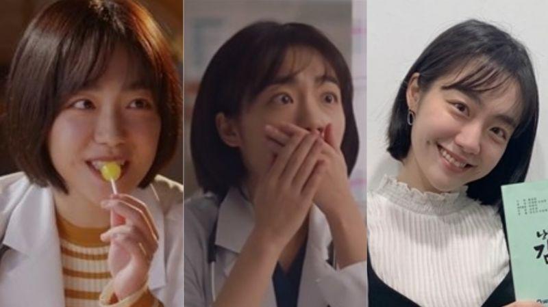 《浪漫医生金师傅2》笑起来有超可爱的梨涡!一起认识新人演员苏珠妍吧~