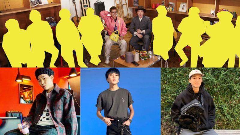 宋旻浩、P.O的朋友來了!ZICO、姜昇潤、李昇勳出演《麻浦帥小子》特輯「介紹我的時尚朋友」將在10日播出!