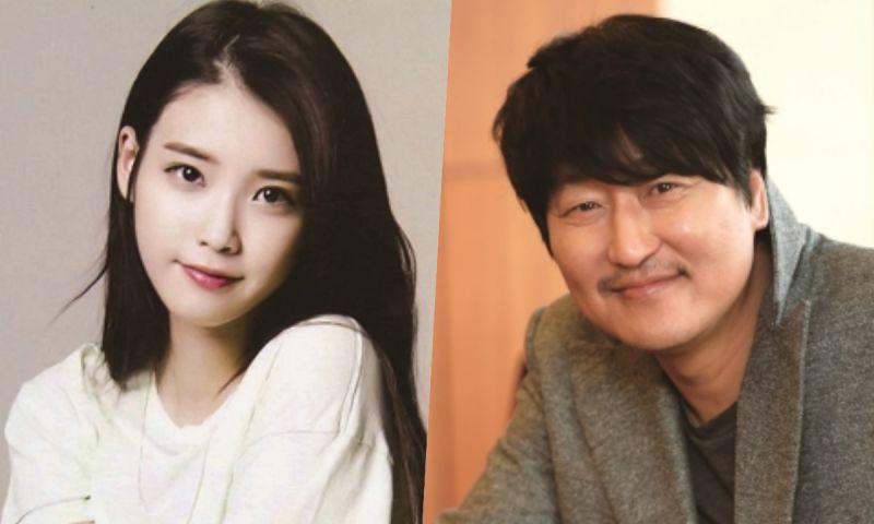 韓國大學生最喜愛的公眾人物調查:IU&宋康昊名列歌手、演員類榜首!