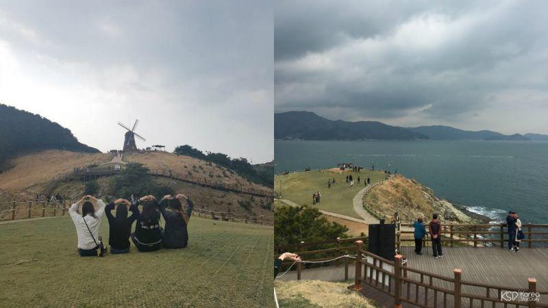 【統營必玩】巨濟島之美:去一次讓人還想再去的風之丘