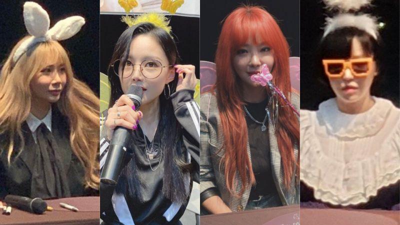 在簽售會受到文化衝擊的Brown Eyed Girls!成員們紛紛在SNS公開自己年齡,佳人:「我已經33歲了!」