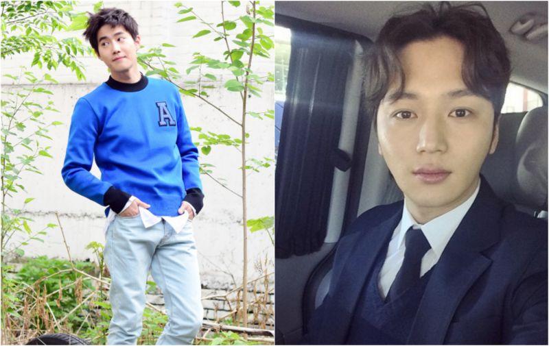 EXO和《陽光先生》的情誼  SUHO為卞耀漢送應援