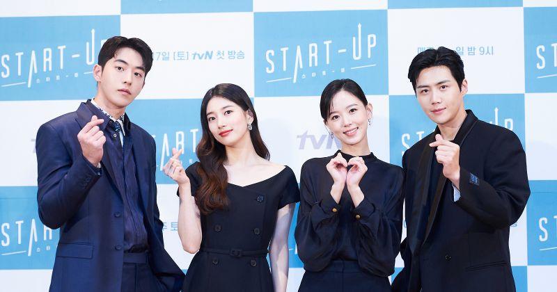 Ailee、燦多、Wendy、臉紅的思春期⋯⋯《Start-Up》第二波 OST 陣容太華麗!