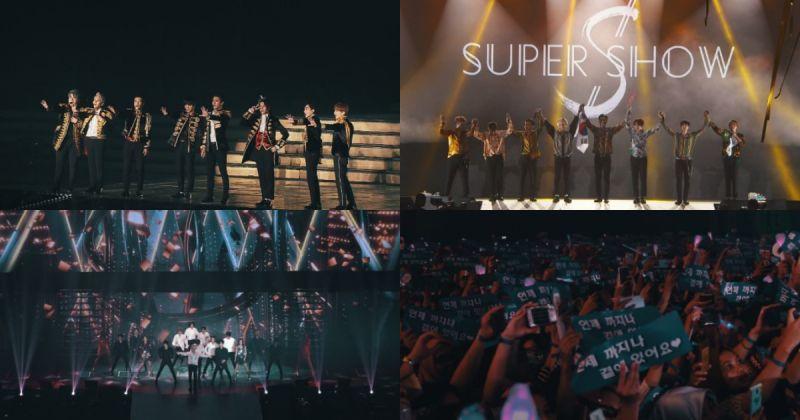 Super Junior 正规九辑有什么?翻唱老歌〈Show〉呈现新感受!