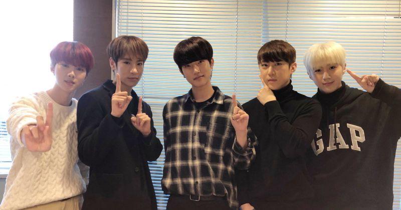 DSP 旗下男團 A-JAX 出道七年前夕約滿 確定解散「各自發展演藝活動」