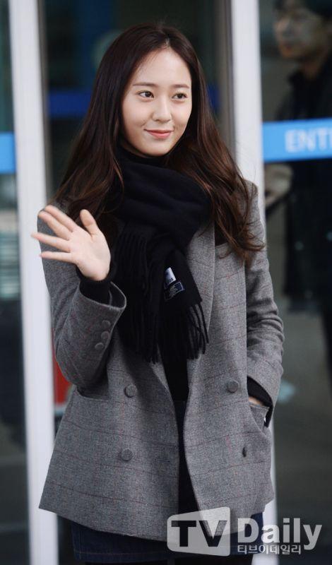 f(X) Krystal有望Solo出擊? SM:未確定