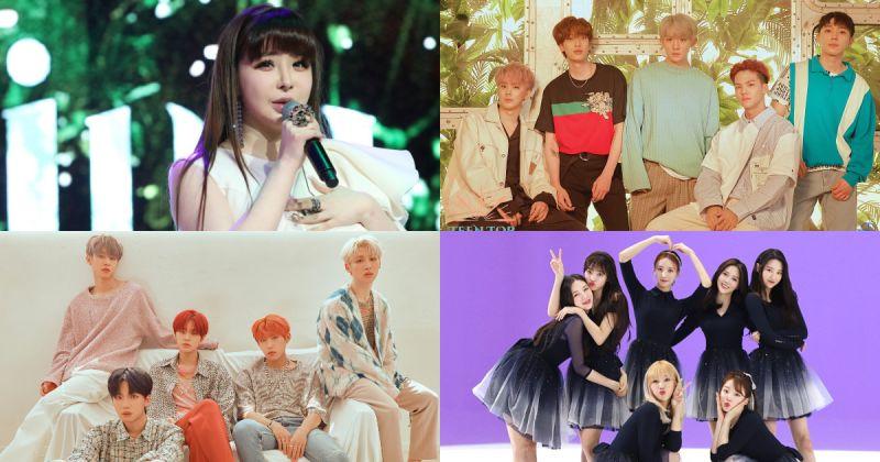 在游乐园里享受精彩表演 《2019 K-pop Artist Festival》下周登场!