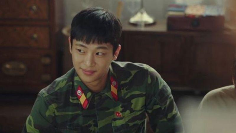 「連孫藝珍也讚很帥♥」《愛的迫降》裡的北韓兵小鮮肉爆火:新人演員李申榮!