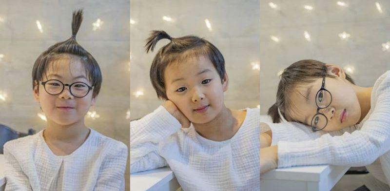 宋一国公开三胞胎近照! 大韩、民国、万岁暴风成长
