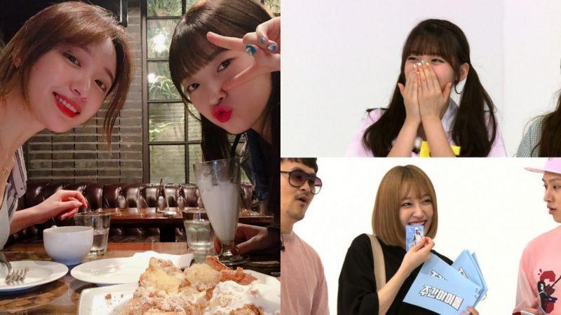 小粉丝安哥实现心愿成为「성덕」!Hani 与 Arin 一起吃饭啦