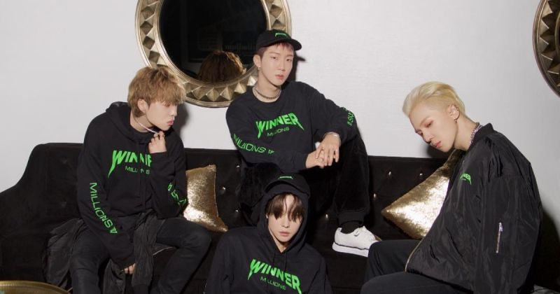 WINNER 敲定回归日期 15 日发行新迷你专辑!