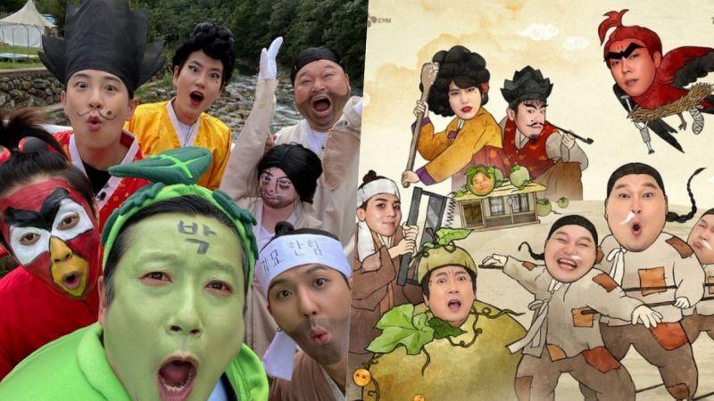 【K社韩文小百科】《新西游记8》的主题来源《兴夫传》,原来是这么精彩的故事!