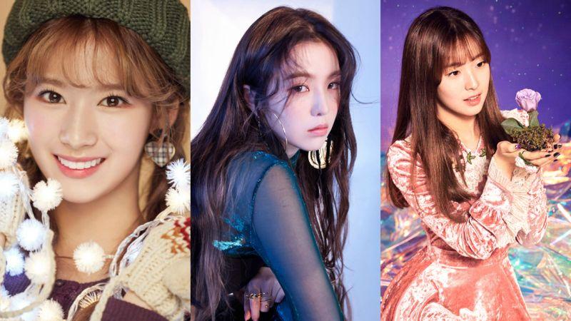 1 月女團個人品牌評價出爐 TWICE Sana 成黑馬領先勁敵 Irene 與 Arin!