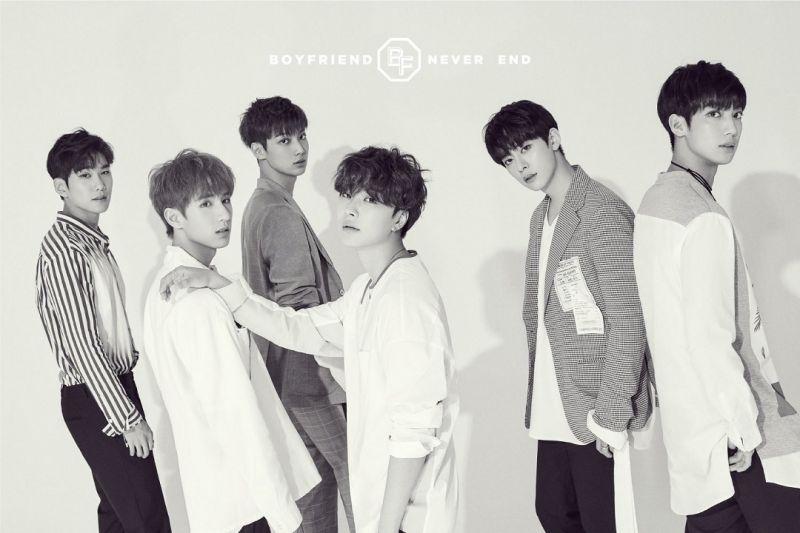 BOYFRIEND出演KBS選秀節目《The Unit》  會否像NU'EST般逆襲呢?