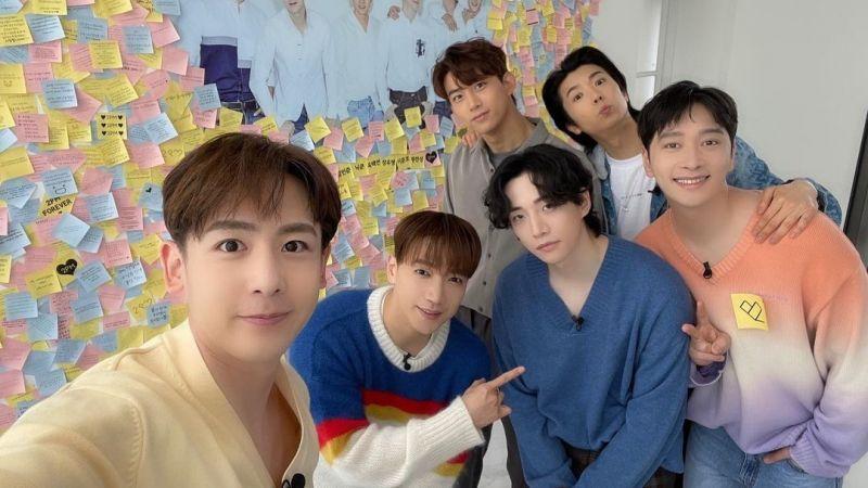 2PM完整体出演《文明特急》!时隔5年的新专辑将在6月底跟大家见面~
