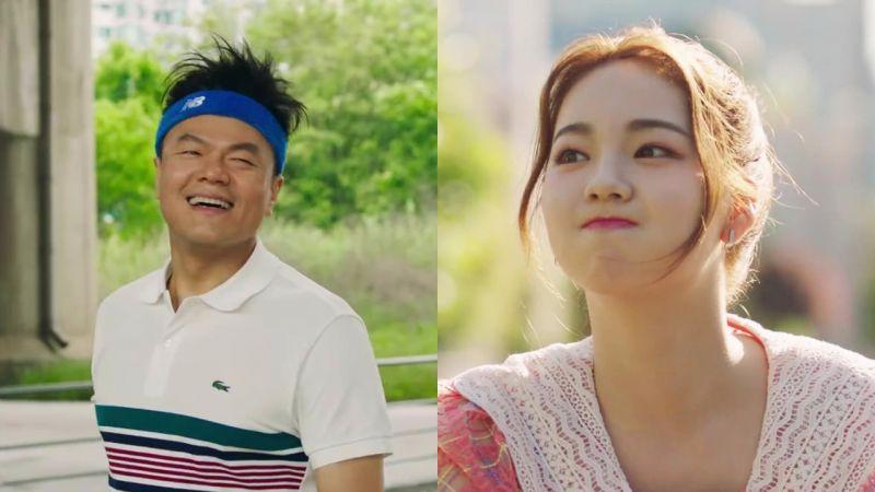 朴轸永再次爆笑出演自家女团MV!JYP日本女团NiziU首单公开