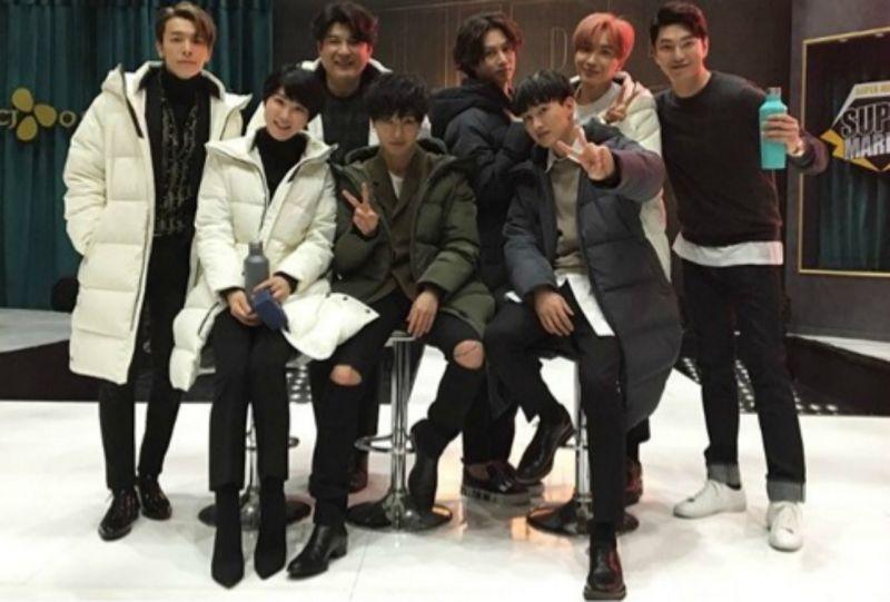 Super Junior電視購物處女秀締造完售記錄 預告第二彈即將來襲