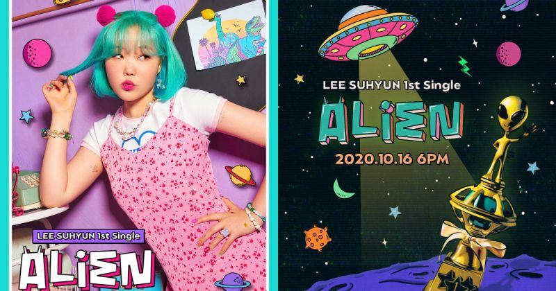 AKMU 李秀賢釋出首支個人歌曲 MV 預告 獨特風格宛如奇幻動漫!