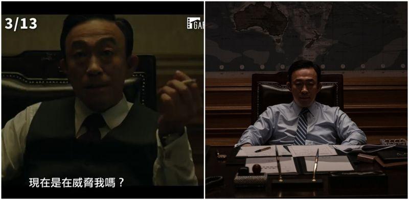 《南山的部长们》这不是李星民!为演出朴前总统进行特殊化妆!