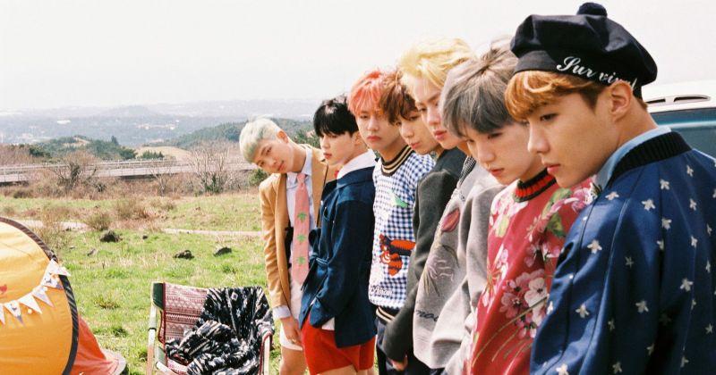 BTS防彈少年團第 8 支破四億 MV 登場!感性經典作〈Save ME〉人氣依舊