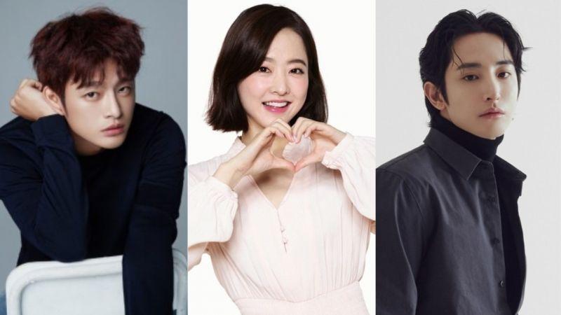 这个阵容很可以啊!徐仁国、朴宝英、李洙赫有望出演《爱上变身情人》编剧新作《灭王》!
