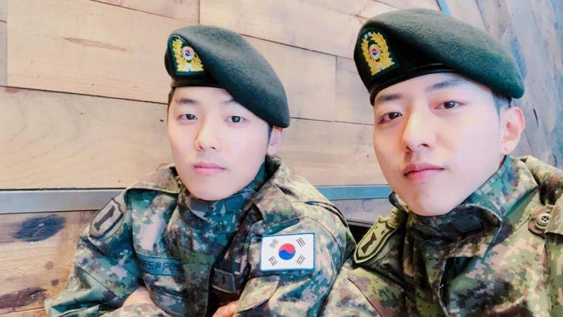 出道10年的人氣男團 CNBLUE 姜敏赫&李正信 這個月也要退伍啦!!!
