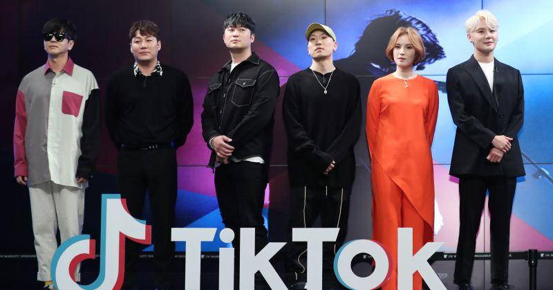 「15 秒就决胜负」尹敏洙、Gummy、金俊秀等人大举出动任抖音选秀评审!