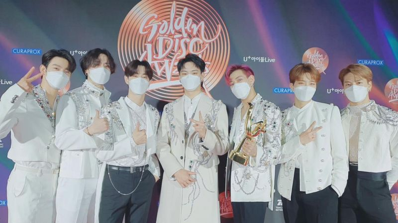 JYP娛樂正式官宣:與男團 GOT7 成員不再續約,結束這七年的緣分。