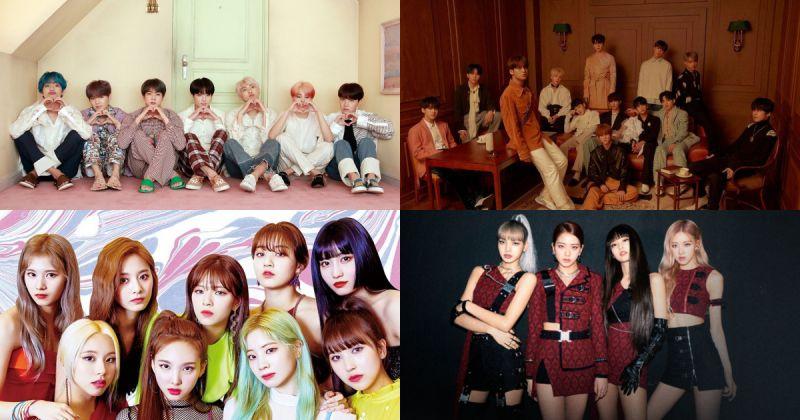 Gaon 公布 9 月底前专辑销量 BTS防弹少年团已卖出超过 500 万张!