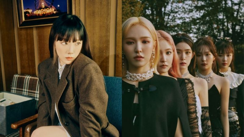 SM世界观!太妍新专辑《What Do I Call You》预告照、MV中,剧透Red Velvet即将回归?